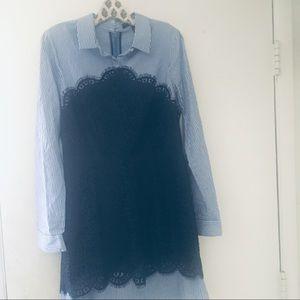 BCBG MAXAZRIA  mini dress.